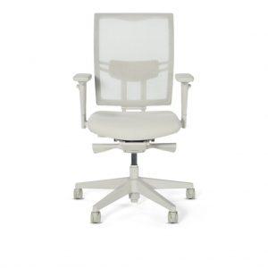 Boring Net Weave Task Chair